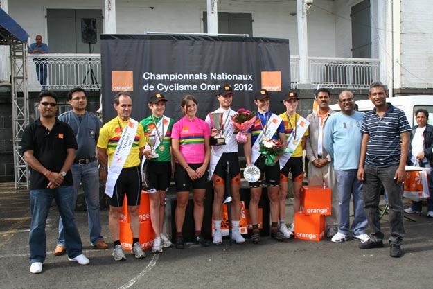 Cyclisme: Mathieu Leblanc remporte le Championnat  chez les élites
