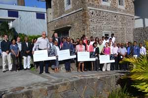 Remise de chèques : Terra Foundation remet Rs 4,8m à 19 ONG