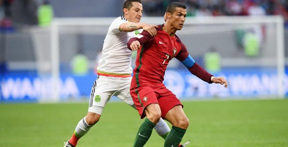 Coupe des Confédérations - en direct sur my.t mercredi 21 juin :  Russie v/s Portugal (19h) ; Mexique v/s Nouvelle Zelande (22h)