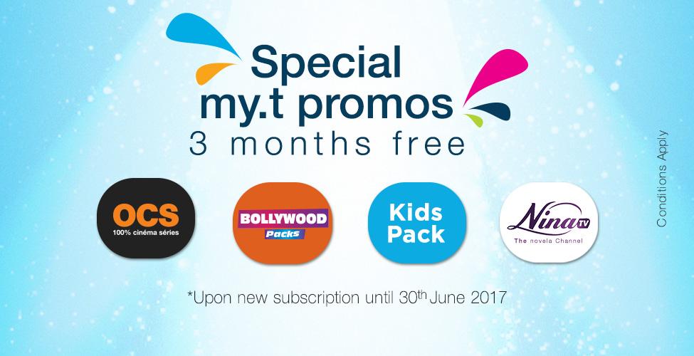 Promos my.t : ce vendredi 30 juin, dernier jour pour bénéficier de trois mois d'abonnement gratuits sur certains packs