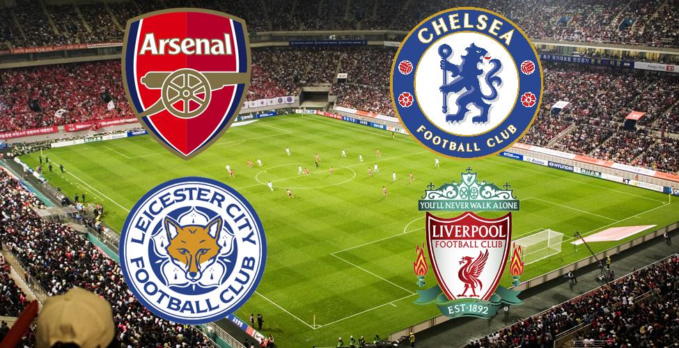 Arsenal v/s Chelsea  et Leicester v/s Liverpool: un avant-goût de la English Premier League sur my.t ce samedi  22 juillet