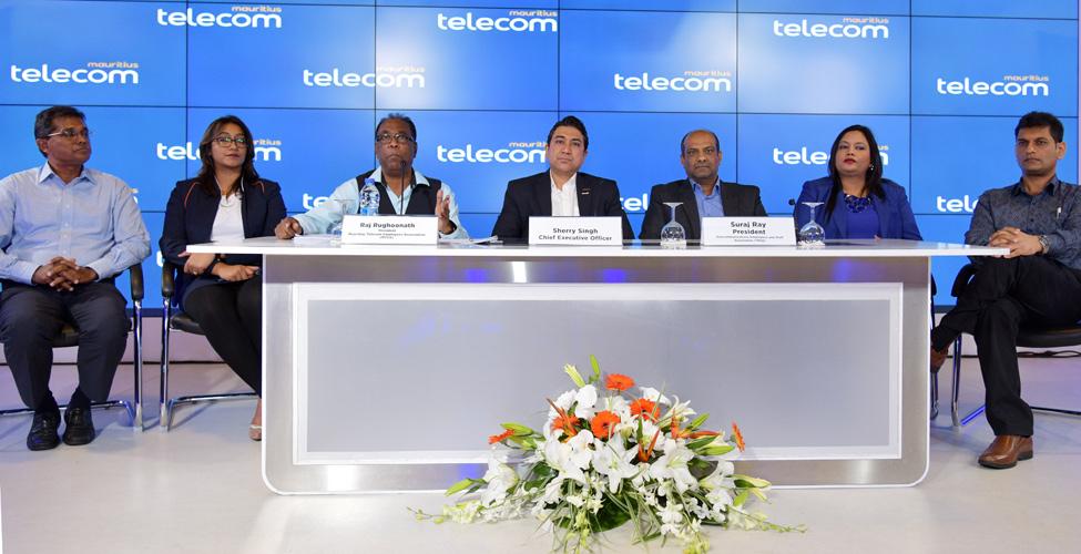 Accord historique entre la direction et les syndicats de Mauritius Telecom