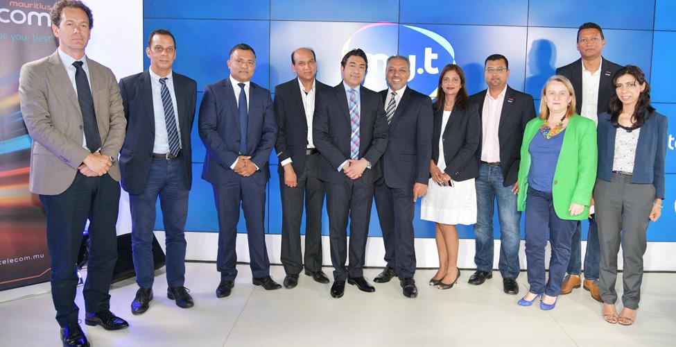 Mauritius Telecom réunit l'ensemble de ses produits et services sous la marque my.t