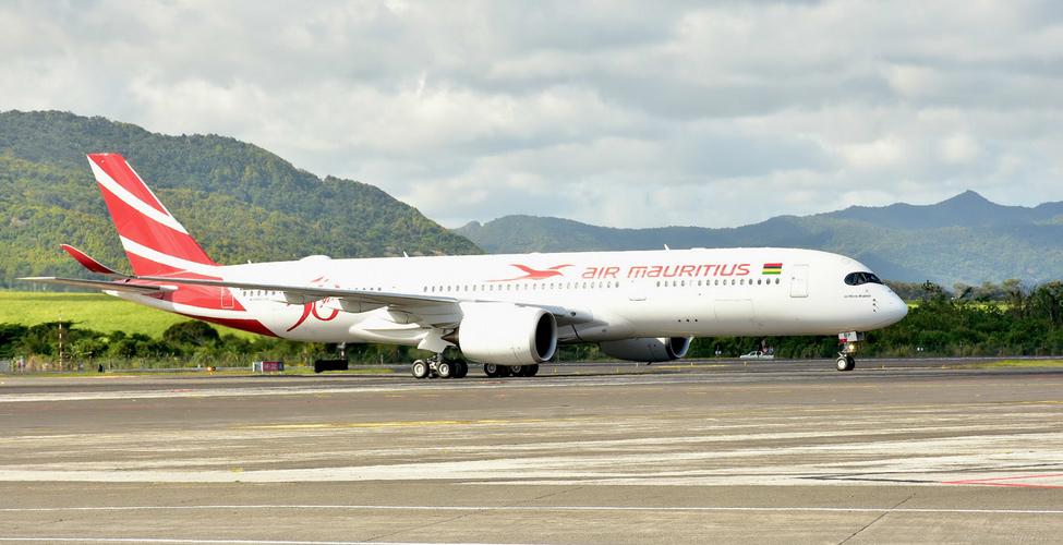 La Fondation Airbus et Air Mauritius s'associent pour effectuer un vol de bienfaisance