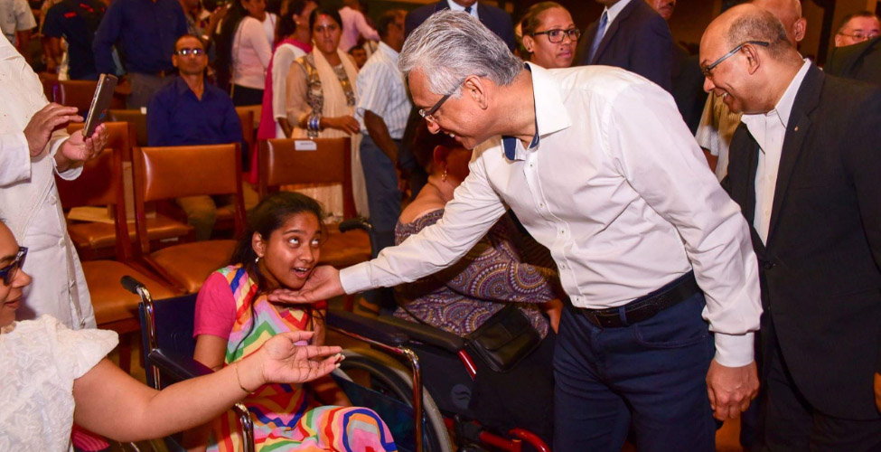 Le gouvernement compte revoir le 'Disability Bill'