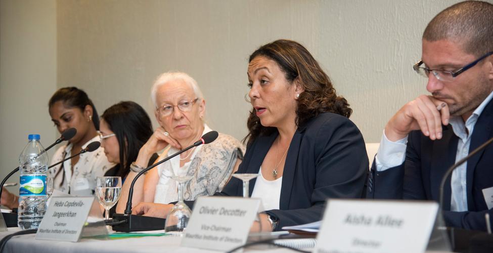 Mauritius Institute of Directors: huit nouveaux directeurs élus