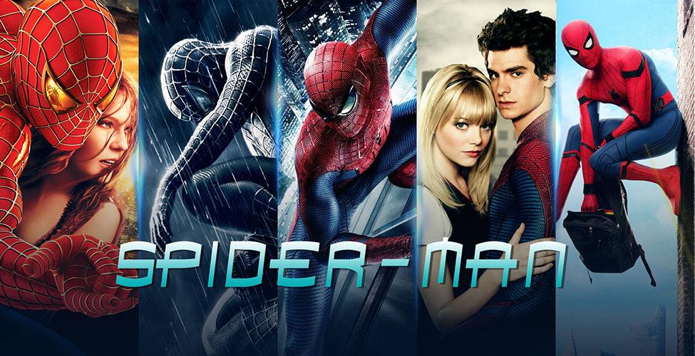 Spider-Man - coffret collector disponible en VoD sur my.t