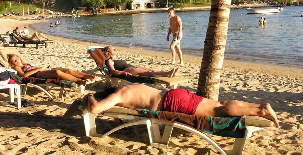 Tourisme : hausse de 5,2 % des arrivées en 2017