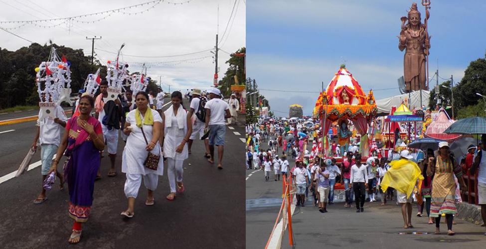 Maha Shivaratree : hommage au Dieu Shiva