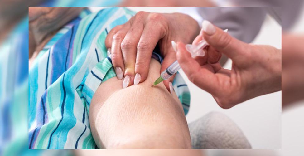 La campagne de vaccination anti-grippe pour les personnes âgées lancée ce mercredi 4 avril