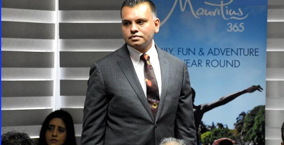 Arvind Bundhun nouveau directeur de la MTPA
