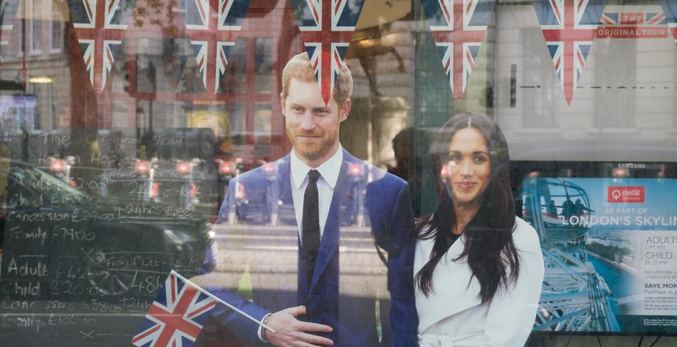 Suivez le mariage du Prince Harry et de Meghan Markle en direct sur my.t