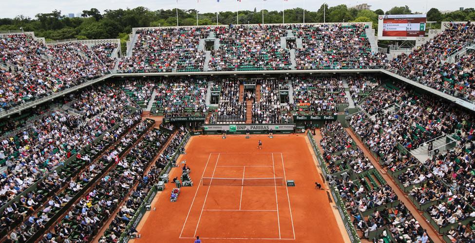 Roland Garros : le meilleur du tennis est sur my.t