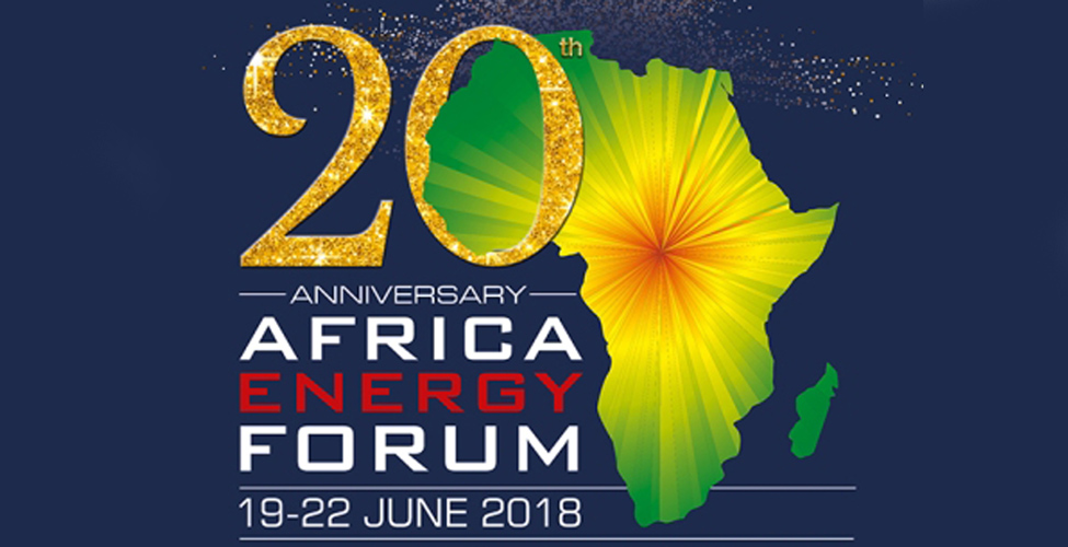 The Africa Energy Forum 2018 to be held in Mauritius from 19 to 22 June