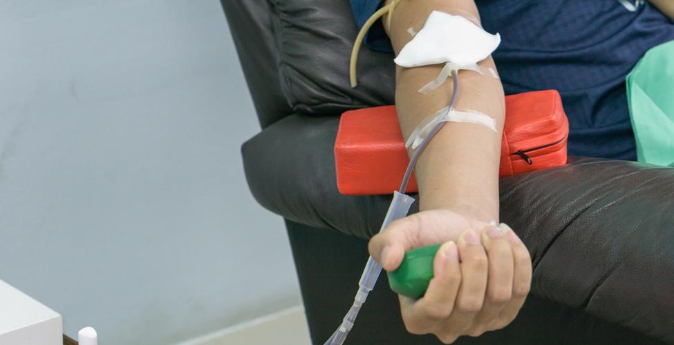 Journée mondiale du donneur de sang : Soyez là pour les autres, donnez votre sang, partagez la vie