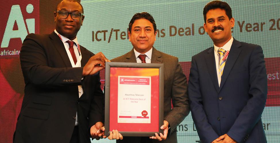 Mauritius Telecom brille sur le plan africain