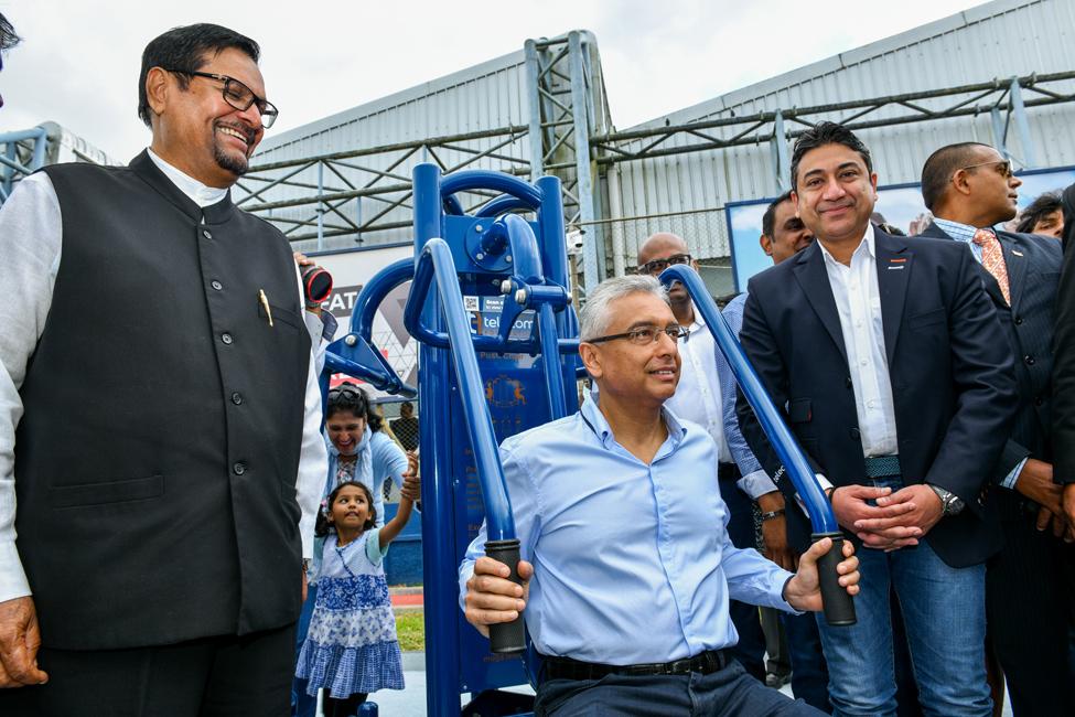 MUGA : Quand Mauritius Telecom allie sport et technologie