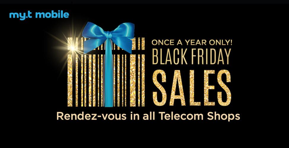 Black Friday Sales dans les Telecom Shops : des promotions extraordinaires sur les smartphones