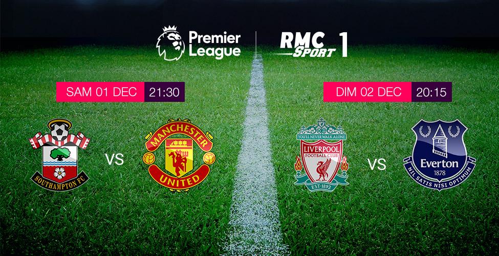 Premier League : vos matches préférés en direct sur my.t ce week-end