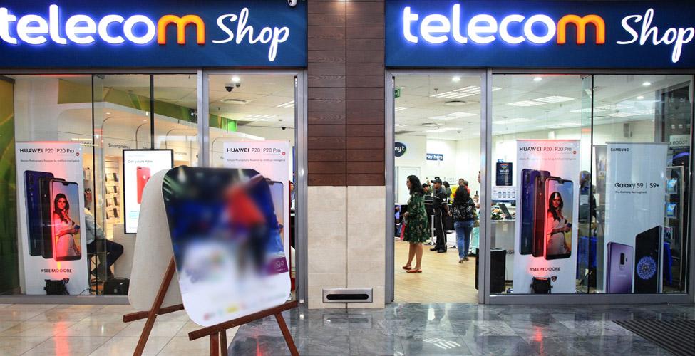 Fête de fin d'année : les heures d'ouverture des Telecom Shops étendues
