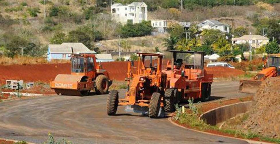 Construction de la route de liaison A3-A1 à Sorèze : Rs 256 millions investies pour fluidifier le trafic routier