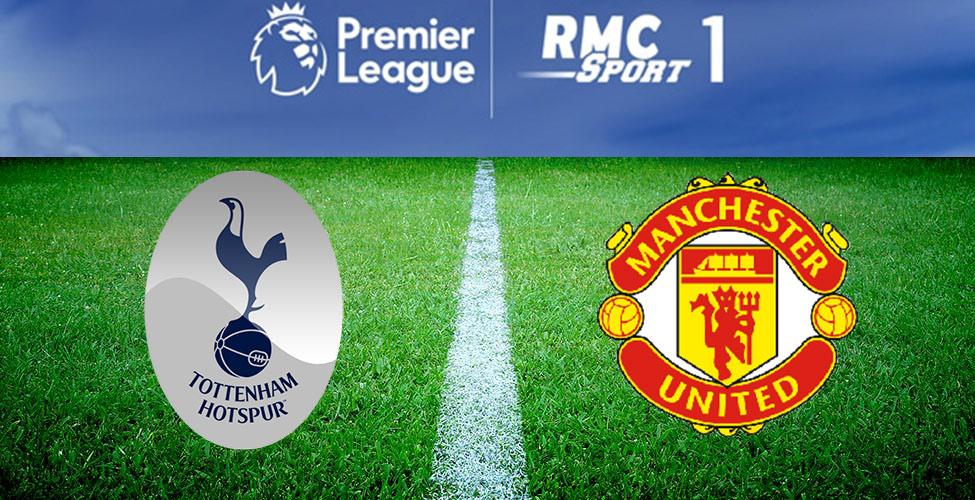 Premier League : Tottenham v/s Man United et tous vos matches préférés en direct sur my.t ce week-end