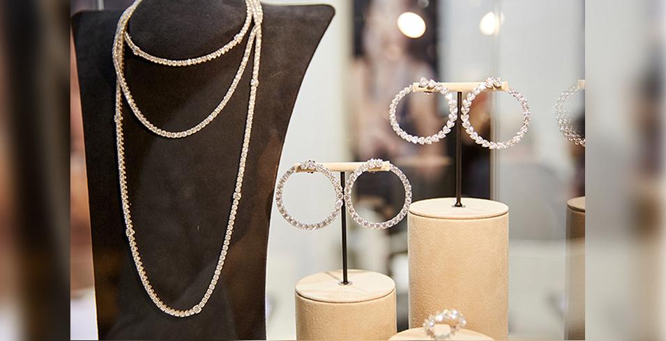 Dix bijoutiers mauriciens au salon de la bijouterie 'Inhorgenta Munich' en Allemagne