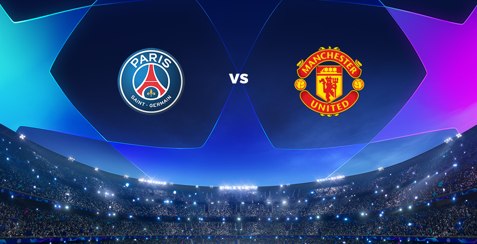 Ligue des Champions : PSG v/s Man United en direct sur my.t mercredi 6 mars à 23h55