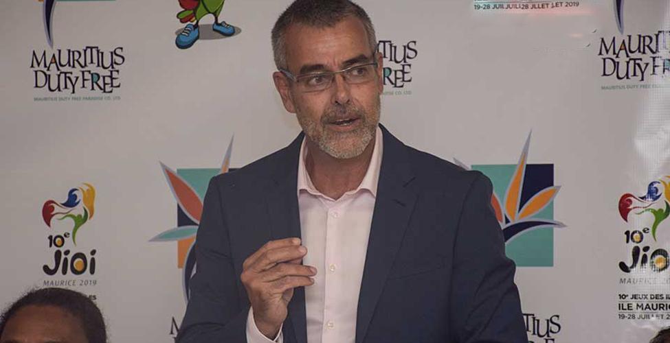 Jean-Pierre Sauzier, CEO du COJI : « La fièvre des JIOI commence à monter »