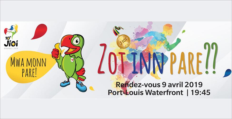 JIOI : Countdown J-101 lancé ce soir au Port-Louis Waterfront