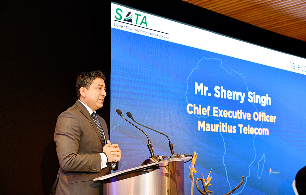 39th Southern Africa Telecommunications Association Annual Conference held in Mauritius from 24th  to 26th April