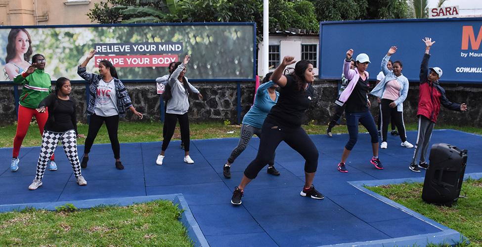 MUGA Tyack : entre sports, loisirs et fun pour les villageois du Sud