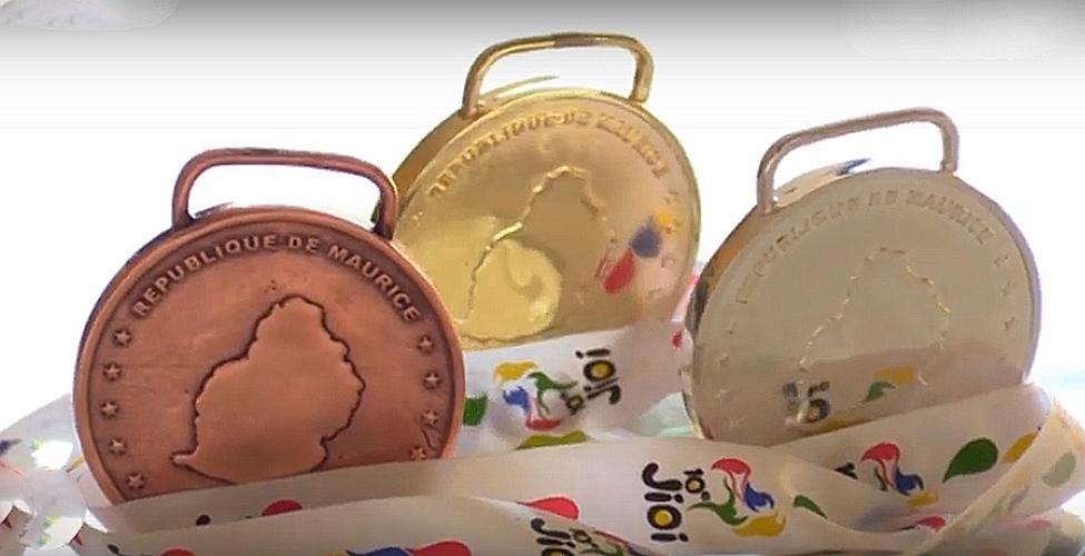 JIOI : les médailles dévoilées