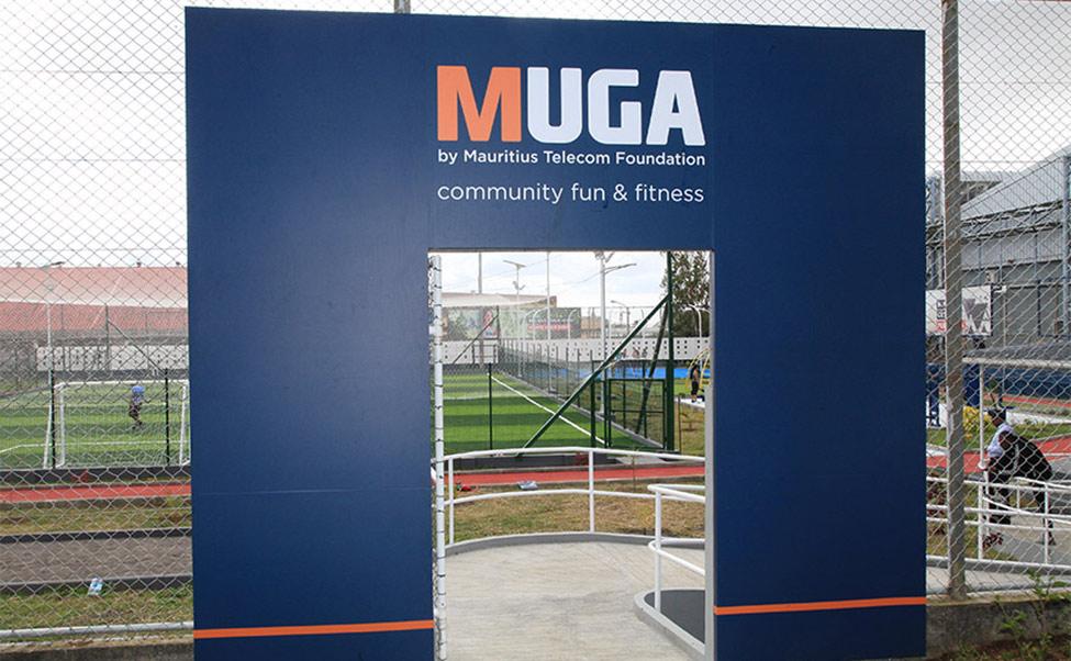 MUGA Phoenix restera fermé pendant les Jeux des îles de l'océan Indien
