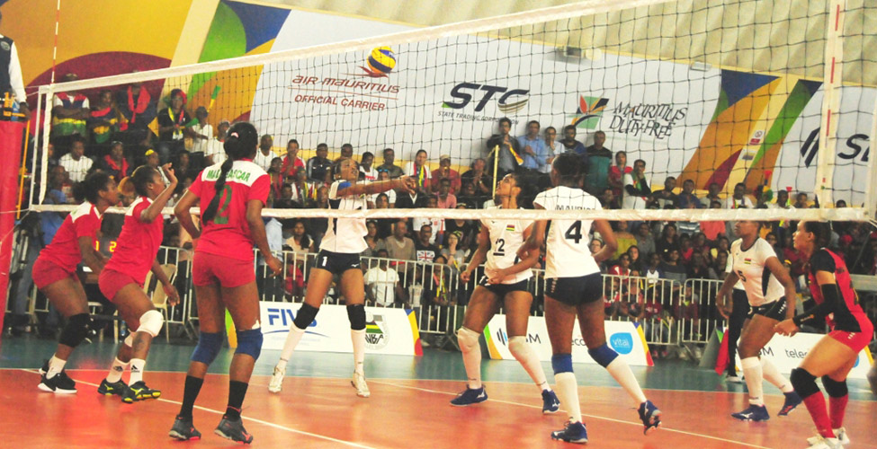Volleyball : des matchs inoubliables