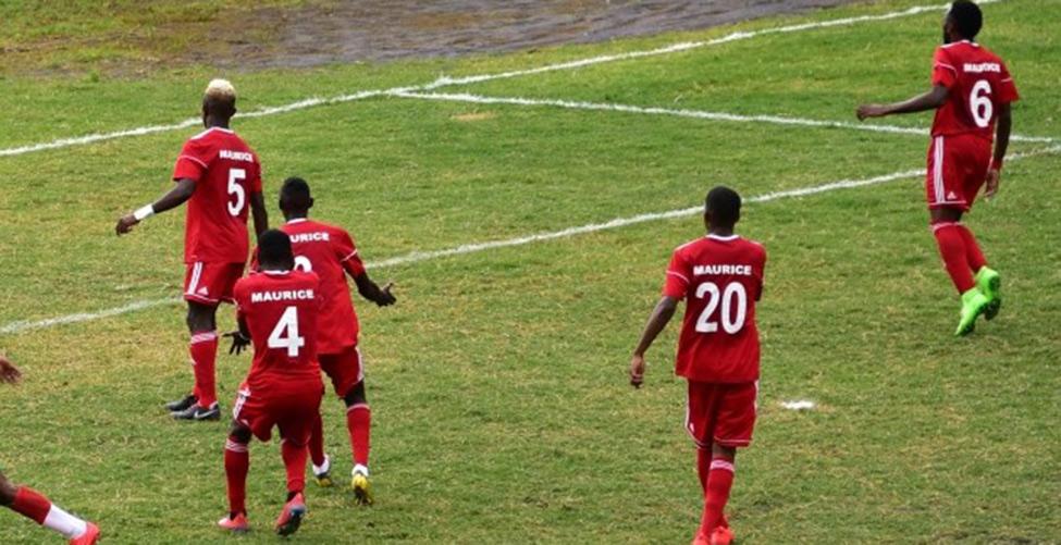 Football : Maurice bat Mayotte 1-0 et affrontera La Réunion en finale