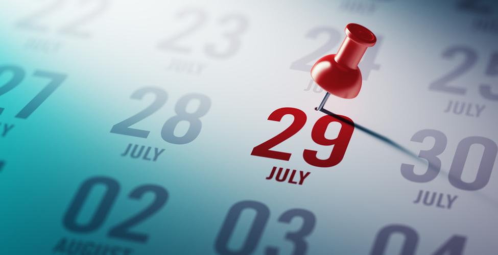 JIOI 2019 : lundi 29 juillet férié