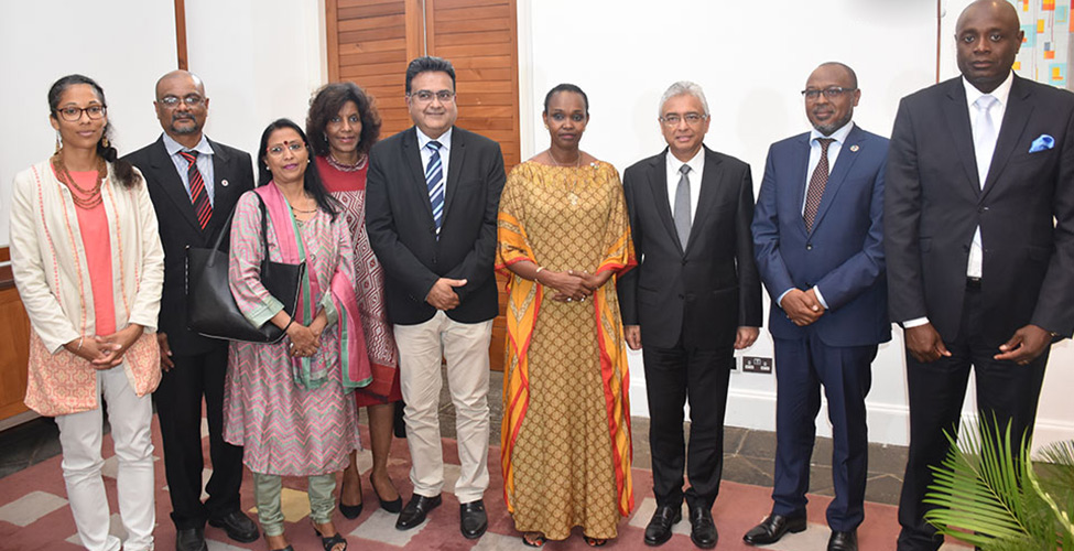 Mauritius and UN sign a Strategic Partnership Framework Agreement for 2019-2023