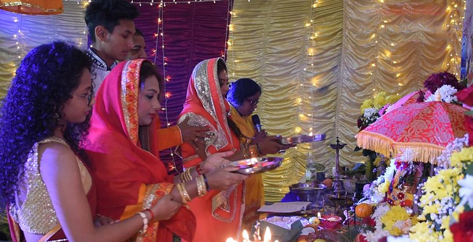 Ganesh Chaturthi célébrée le mardi 3 septembre