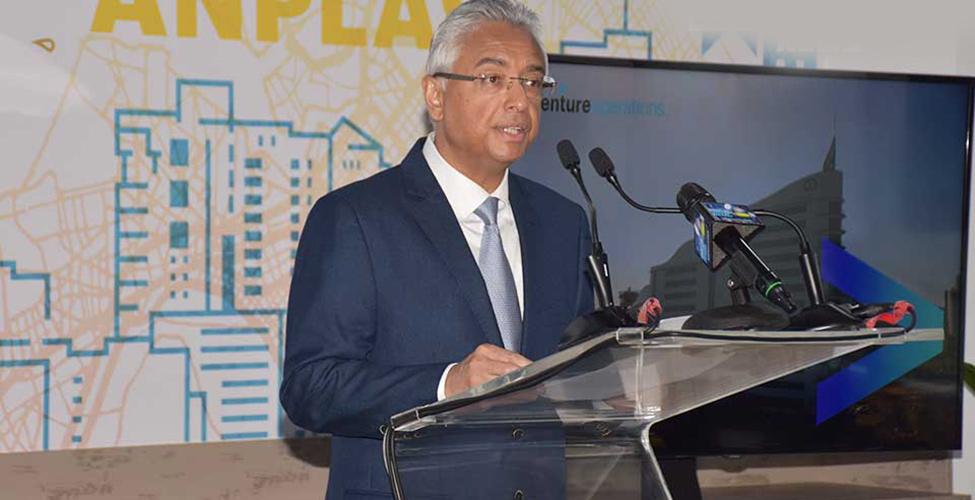 ICT : Pravind Jugnauth annonce la création de 2,000 nouveaux emplois en 2020