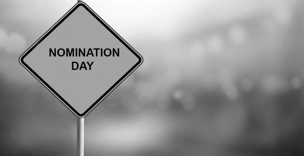 Nomination Day : 817 candidats enregistrés le 22 octobre