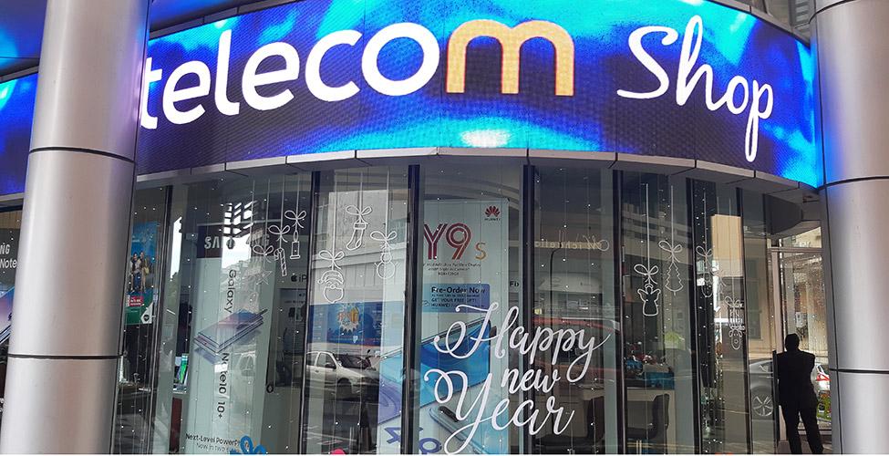 Fêtes de fin d'année : les heures d'ouverture des Telecom Shops étendues