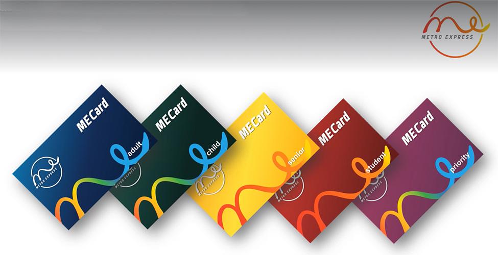 Metro Express : les MEcards distribuées via les écoles
