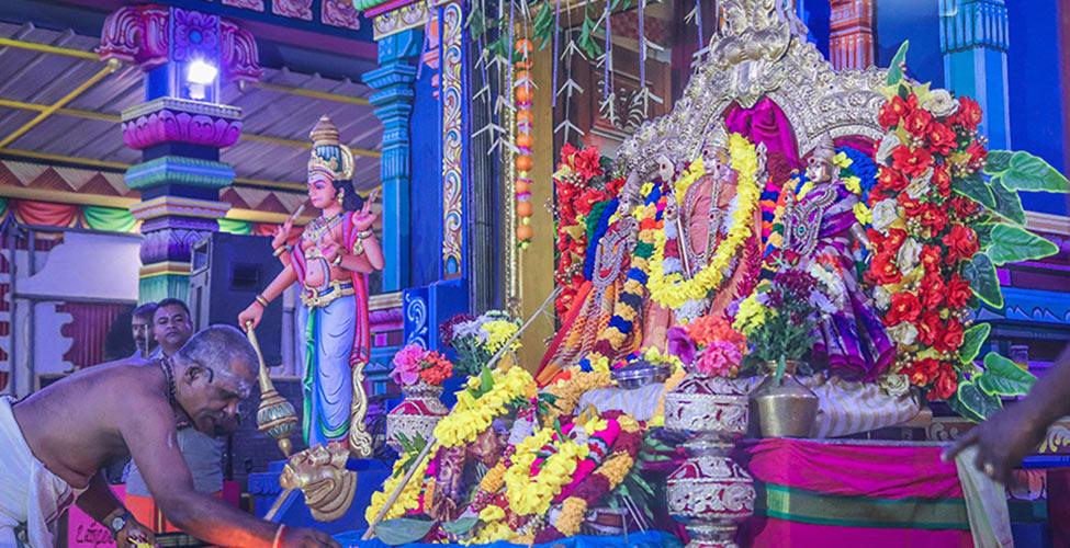 Thaipoosam Cavadee célébré ce samedi 8 février