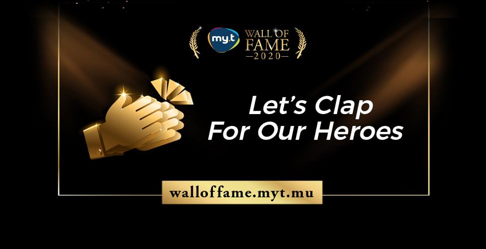 Un Wall of Fame en l'honneur de nos héros