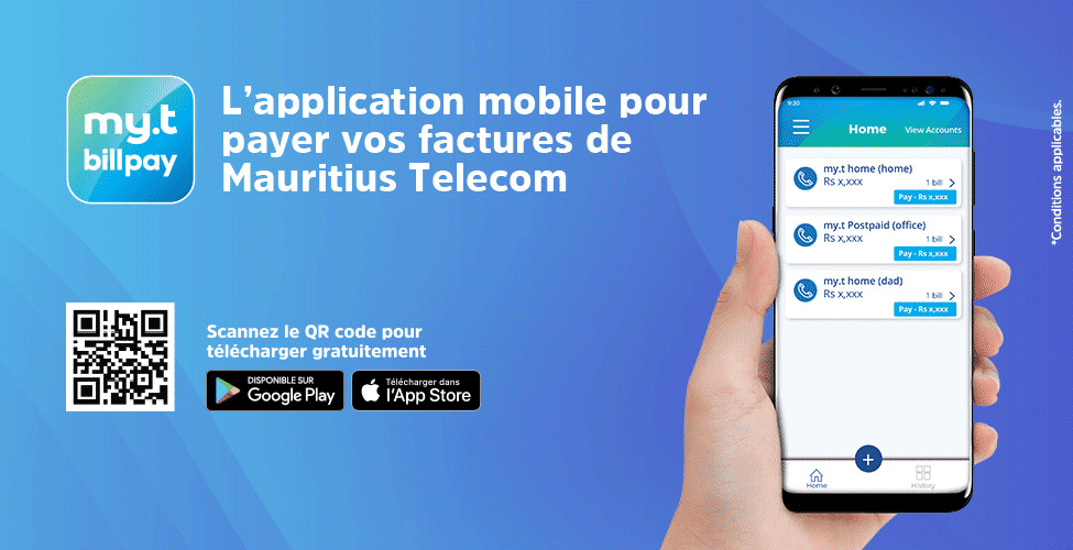 my.t billpay app : payez vos factures de MTencore plus facilement de votre smartphone