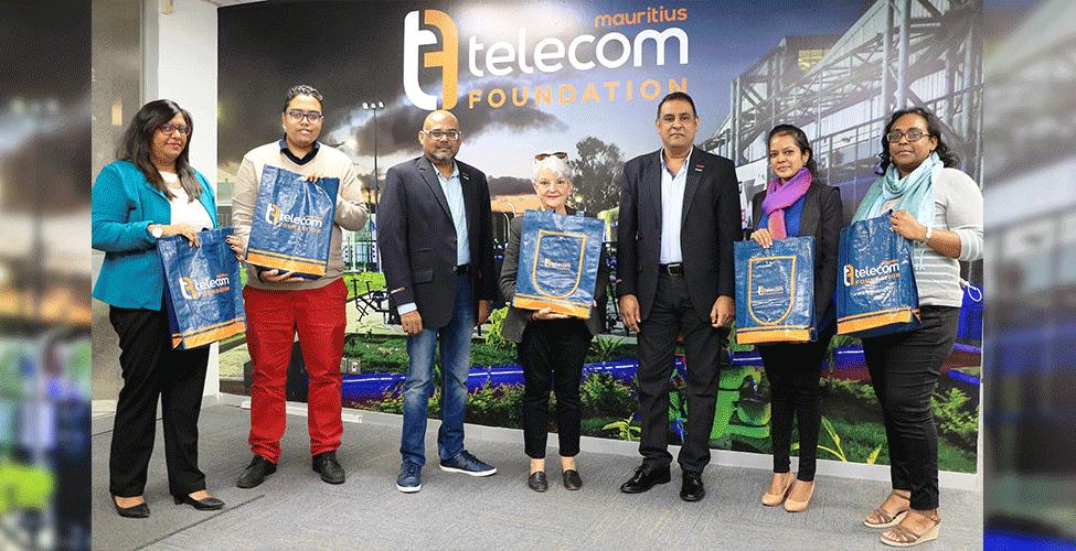 La Mauritius Telecom Foundation encourage l'employabilité des jeunes à travers JA Mascareignes