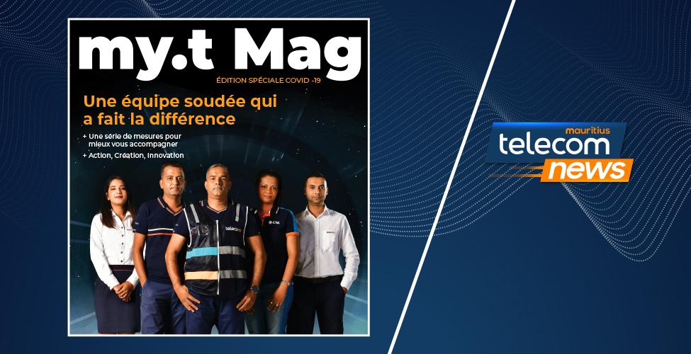 my.t Mag : une édition spéciale pour les héros de MT