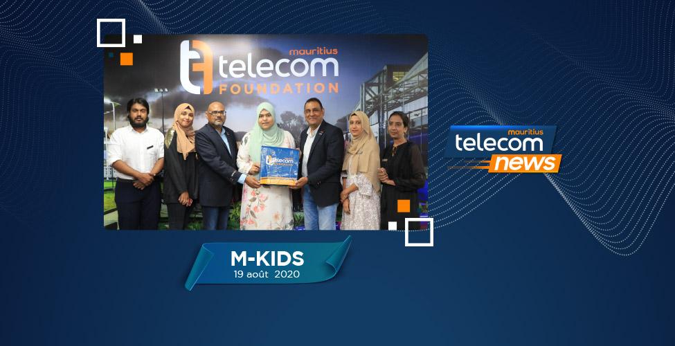 La MTF offre un soutien technologique à M-KIDS Organisation
