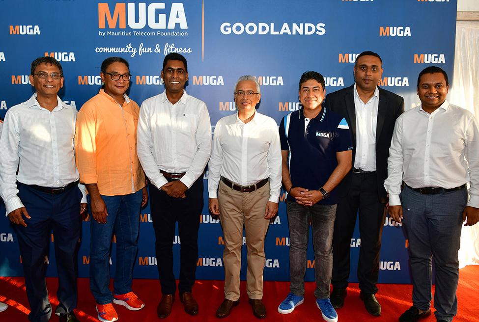 MUGA prend son envol avec le lancement d'un cinquième complexe, à Goodlands